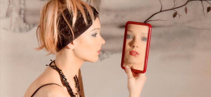 10 слов, которые нельзя говорить перед зеркалом