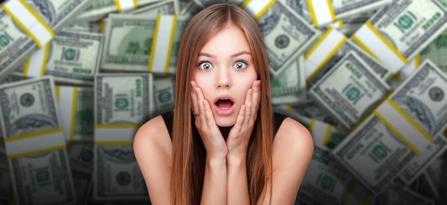 50 самых распространенных денежных блоков, которые есть у каждого